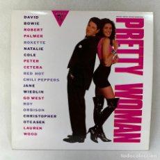 Disques de vinyle: LP - VINILO PRETTY WOMAN / BANDA SONORA - ESPAÑA - AÑO 1990. Lote 287323928