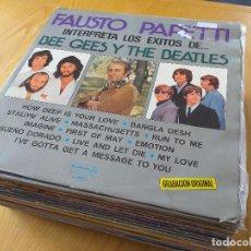 Disques de vinyle: LOTE 50 LP GRANDES ORQUESTAS- FAUSTO PAPETTI, CUGAT, TRINI SANTOS,PEREZ PRADO, ETC.. Lote 287331343