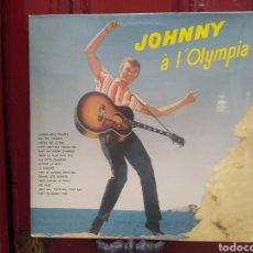 Discos de vinilo: JOHNNY–À L'OLYMPIA. LP VINILO PRECINTADO. Lote 287335348