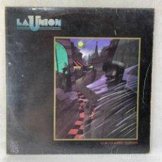 Discos de vinilo: MAXI SINGLE LA UNIÓN - LOBO HOMBRE EN PARIS - ESPAÑA - AÑO 1984. Lote 287336893