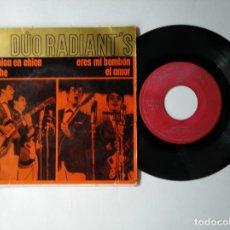 Discos de vinilo: DUO RADIANT'S - EP - DE CHICA EN CHICA + 3 - ZAFIRO ZE 625 - VER FOTOS Y DESCRIPCION. Lote 287337143