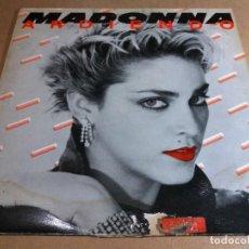 Discos de vinilo: MADONNA / ARDIENDO (BURNING UP) / SIRE ED. ESPAÑOLA 1983 / MAXI-SINGLE 12 PULGADAS. Lote 287340608