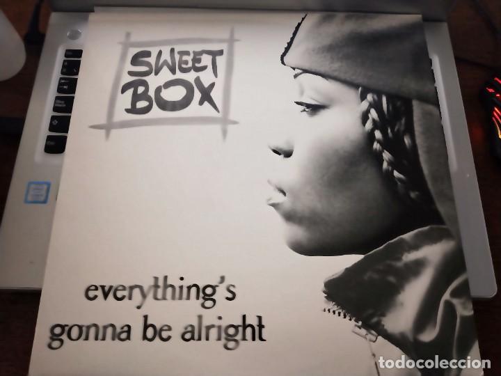 SWEETBOX – EVERYTHING'S GONNA BE ALRIGHT SELLO: BMG – 74321 51967 1, RCA – 74321 51967 1 (Música - Discos de Vinilo - Maxi Singles - Rap / Hip Hop)