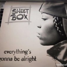 Discos de vinilo: SWEETBOX – EVERYTHING'S GONNA BE ALRIGHT SELLO: BMG – 74321 51967 1, RCA – 74321 51967 1. Lote 287341268