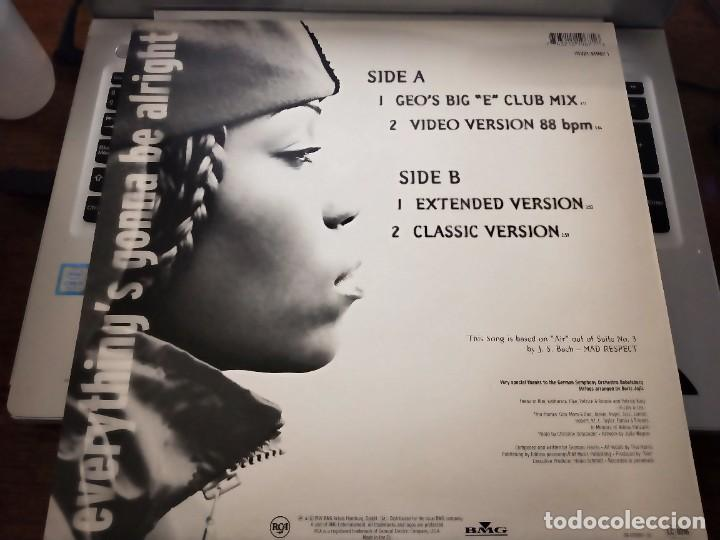 Discos de vinilo: Sweetbox – Everythings Gonna Be Alright Sello: BMG – 74321 51967 1, RCA – 74321 51967 1 - Foto 2 - 287341268
