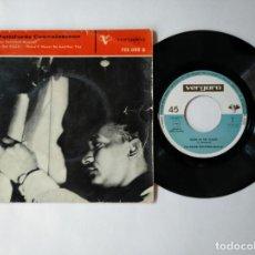 Discos de vinilo: THE ORCAR PETTIFORD - EP - BLUES IN THE CLOSET + 1 - VERGARA 75 2 002 - VER FOTOS Y DESCRIPCION. Lote 287346438