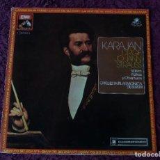 Discos de vinil: JOHANN STRAUSS / KARAJAN ,VINYL, LP 1976 SPAIN SPECIAL EDITION, QUADRAPHONIC 1 J 065-02.642 Q. Lote 287351768