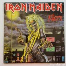 Discos de vinilo: IRON MAIDEN – KILLERS, HOLANDA 1981 EMI. Lote 287354678