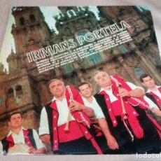 Discos de vinilo: IRMANS PORTELA [GALICIA] BELTER 1968 / LP. Lote 287355553