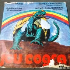 Discos de vinilo: JOU COGRA / COMANCHE + 3 / EP 7 PULGADAS. Lote 287356133
