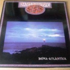 Discos de vinilo: LUAR NA LUBRE / BEIRA ATLANTICA / LP SONS GALIZA 1990. Lote 287356618