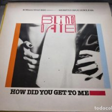 Discos de vinilo: BLIND DATE – HOW DID YOU GET TO ME.1985. ARIOLA – 602 110- 213. 12''. NUEVO. MINT / NEAR MINT. Lote 287360098