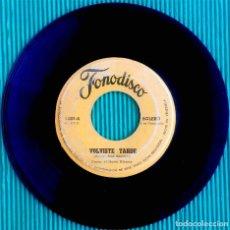 Discos de vinilo: RANCHERAS Y BOLEROS RANCHEROS 45 RPM 5 SENCILLOS POR UN SOLO PRECIO DE COLECCIÓN. Lote 287362353