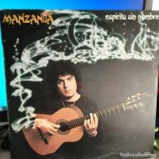 Discos de vinilo: MANZANITA - ESPIRITU SIN NOMBRE - LP CBS - 1980. Lote 287364633