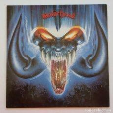 Discos de vinilo: MOTÖRHEAD – ROCK'N' ROLL, FINLAND 1987 GWR RECORDS. Lote 287364738