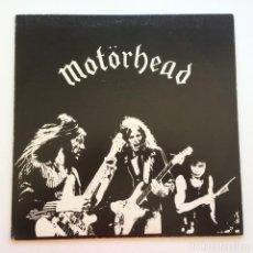 Discos de vinilo: MOTÖRHEAD – MOTÖRHEAD, UK 1977 CHISWICK RECORDS. Lote 287365898
