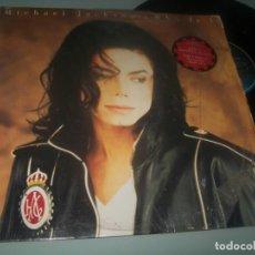 Discos de vinilo: MICHAEL JACKSON - WHO IS IT...MAXISINGLE - EPIC DE 1991 IMPORTADO MEXICO - EXPORTADO MIAMI..U.S.A. Lote 287374683