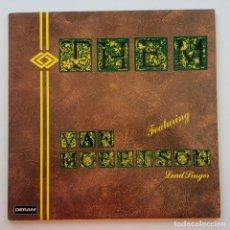 Discos de vinilo: THEM – THEM FEATURING VAN MORRISON LEAD SINGER, 2 VINYLS UK 1973 DERAM. Lote 287379248