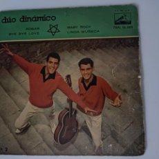 Discos de vinilo: DUO DINÁMICO Y SU CONJUNTO 1959. Lote 287386688