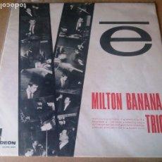 Discos de vinilo: MILTON BANANA TRIO / VÊ / LP MONO 1965 ED. BRASIL. Lote 287409518