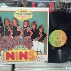Discos de vinilo: GRUPO NINS. CARDISC 1980, REF. D-3.100 - LP. Lote 287413388