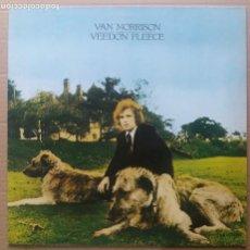 Discos de vinilo: VAN MORRISON / VEEDON FLEECE / LP. ED. HOLANDESA. Lote 287418228