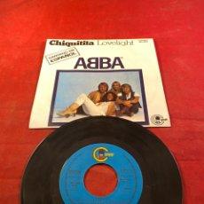 Discos de vinilo: ABBA. Lote 287431178