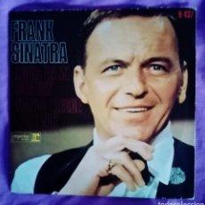 """Discos de vinilo: 1969 ANTIGUO VINILO 7""""45 RPM SINGLE. FRANK SINATRA. LLUVIA EN MI CORAZÓN, CUANDO LLEGUE A PHOENIX... Lote 287448768"""