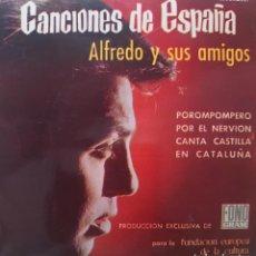 Discos de vinilo: ALFREDO EP SELLO FONOGRAM EDITADO EN ESPAÑA AÑO 1966. Lote 287457393