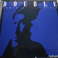 """Discos de vinilo: DOUBLE – WOMAN OF THE WORLD. 1986. SELLO: POLYDOR – 885 076-1. 12"""", NUEVO. MINT / NEAR MINT. Lote 287462358"""