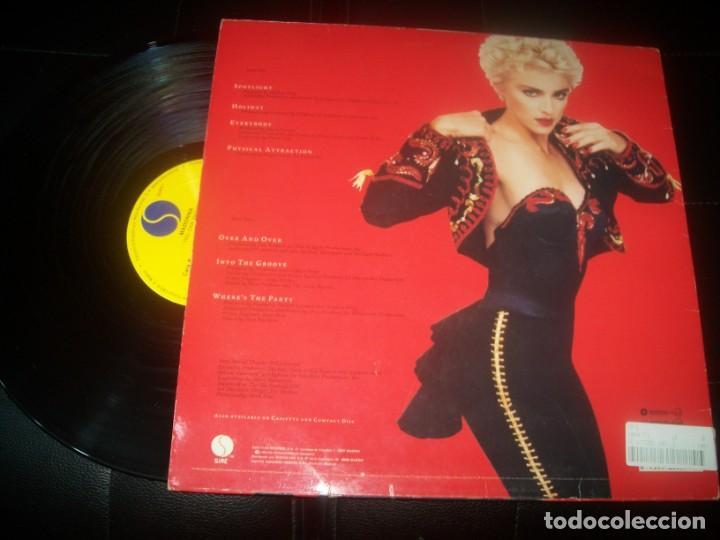MADONNA – YOU CAN DANCE - LP DE 1987 - SIRE - EDICION SPAIN - REMEZCLAS DE ALGUNOS EXITOS (Música - Discos - LP Vinilo - Pop - Rock - New Wave Internacional de los 80)