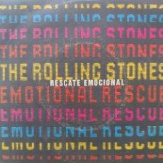 Discos de vinilo: THE ROLLING STONES SINGLE SELLO EMI-ODEON EDITADO EN ESPAÑA AÑO 1980.... Lote 287489238