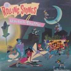 Discos de vinilo: THE ROLLING STONES SINGLE SELLO EMI-ODEON EDITADO EN ESPAÑA AÑO 1986.... Lote 287489888