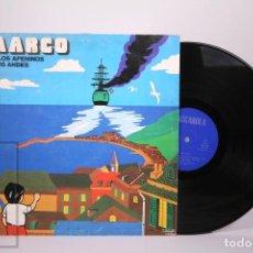 Discos de vinilo: DISCO LP DE VINILO - MARCO DE LOS APENINOS A LOS ANDES - BACCAROLA - AÑO 1977. Lote 287489943