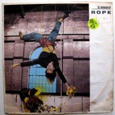 Discos de vinilo: IT'S IMMATERIAL - ROPE - MAXI SIREN 1986 UK BPY. Lote 287491068