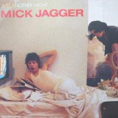 Discos de vinilo: MICK JAGGER SINGLE SELLO CBS EDITADO EN ESPAÑA AÑO 1985...PROMO SOLO UNA CARA..... Lote 287491143