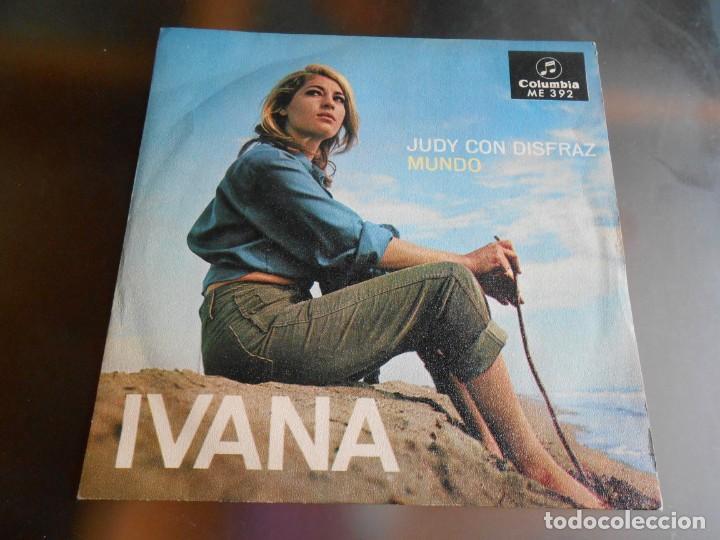 IVANA, SG, JUDY CON DISFRAZ + 1, AÑO 1967 (Música - Discos - Singles Vinilo - Solistas Españoles de los 50 y 60)