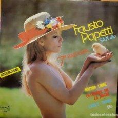 Disques de vinyle: FAUSTO PAPETTI SAX ALTO - 7º RACCOLTA. Lote 287504828