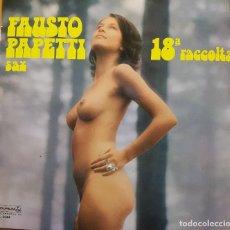 Disques de vinyle: FAUSTO PAPETTI - SAX 18º RACCOLTA. Lote 287540103