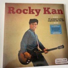 Disques de vinyle: ROCKY KAN.TODAS SUS CANCIONES.EDICIÓN COLECCIONISTA.2 LP´S A ESTRENAR, VER FOTOS.4,36 ENVÍO CERT.. Lote 287543583