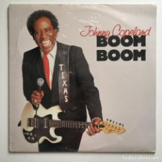 Discos de vinilo: JOHNNY COPELAND – BOOM BOOM, US 1989 ROUNDER RECORDS. Lote 287559483