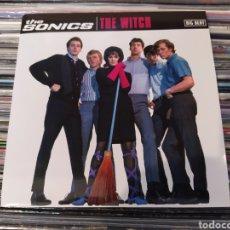 Discos de vinilo: THE SONICS–THE WITCH . EP VINILO NUEVO.. Lote 287571258
