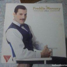 Discos de vinil: FREDDIE MERCURY THE ALBUM LP SPAIN. Lote 287574413