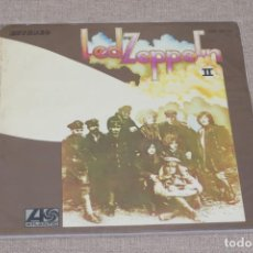 Discos de vinilo: LED ZEPPELIN - II - ESPAÑA - 1981 - VG/NM-. Lote 287575558