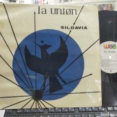 Discos de vinilo: LA UNIÓN MAXI SILDAVIA 1984. Lote 287575798