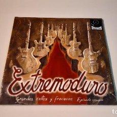 Discos de vinilo: 0921- EXTREMODURO - GRANDES ÉXITOS Y FRACASOS (EPISODIO SEGUNDO) 2 LP + CD -VINILO NUEVO PRECINTADO. Lote 287575968