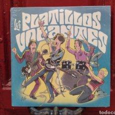 Discos de vinilo: LOS PLATILLOS VOLANTES-NO TE QUIERO VER AQUI . EP. VINILO PRECINTADO.. Lote 287576823
