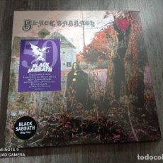 Discos de vinilo: BLACK SABBATH PRIMER LP 50 ANIVERSARIO VINILO 180 GRAMOS. Lote 287580113