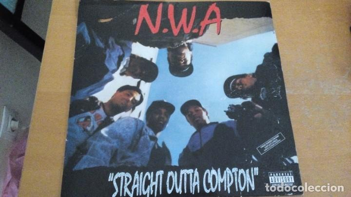 N.W.A STRAIGHT OUTTA COMPTOM LP VINILO (Música - Discos - LP Vinilo - Rap / Hip Hop)