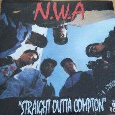 Discos de vinilo: N.W.A STRAIGHT OUTTA COMPTOM LP VINILO. Lote 287600143